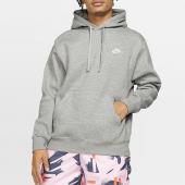 Imagem - Moletom Nike Sportswear Club Hoodie