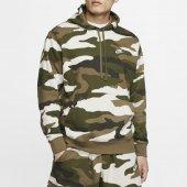 Imagem - Moletom Nike Sportswear Club Hoodie Camo