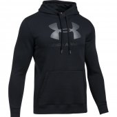 Imagem - Moletom Under Armour Rival Graphic Hoodie