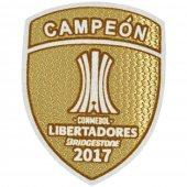 Imagem - Patch Campeón Libertadores 2017