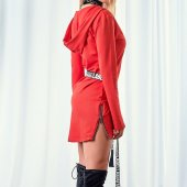 Imagem - Vestido Labellamafia Girls Club Red