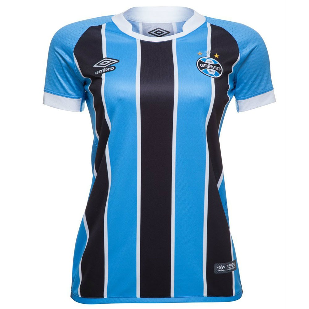548c0627bf407 Baby Look Umbro Grêmio Fan Of 1 2017 S N