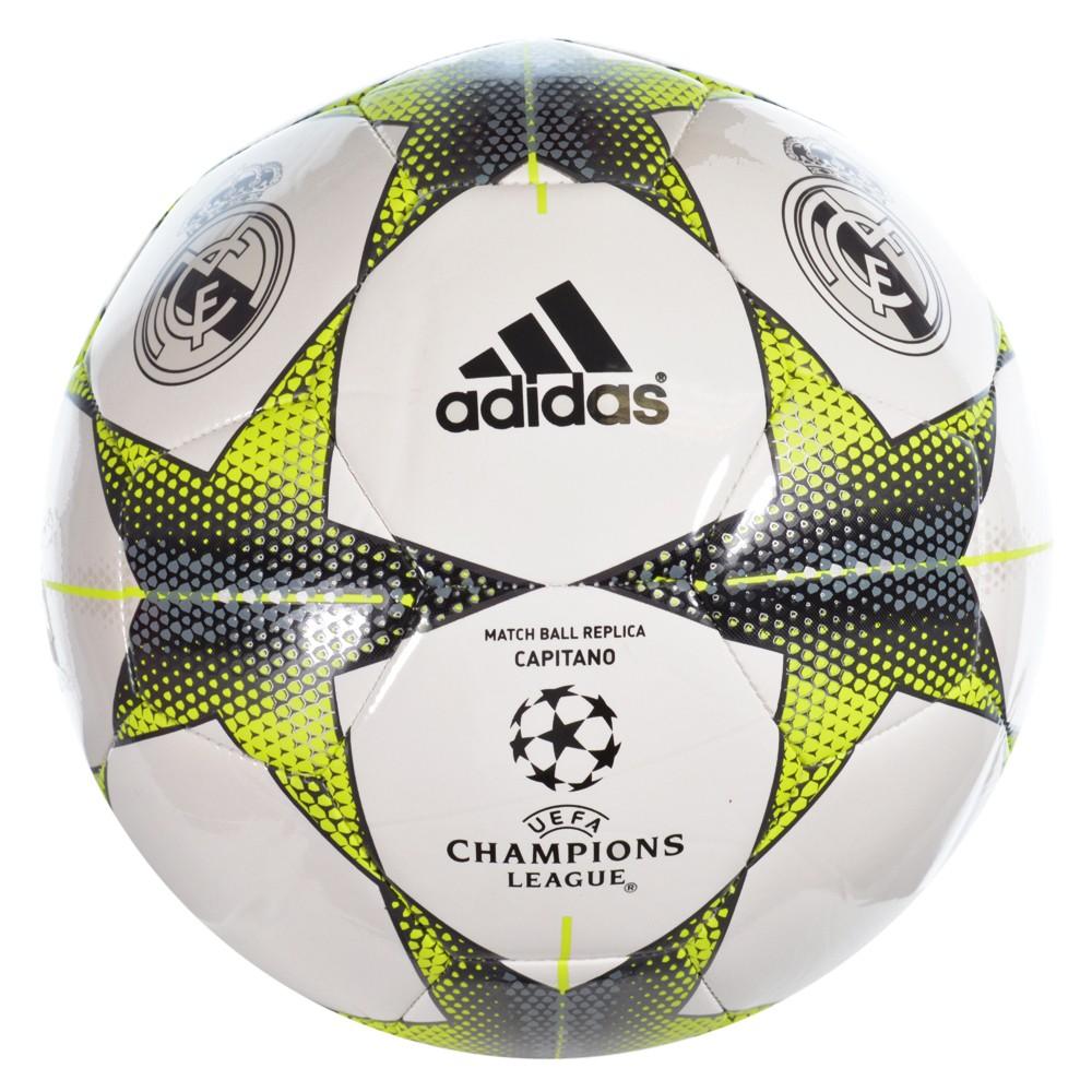 Bola Adidas UEFA Champions League Finale 15 Capitano Real Madrid Training 4be5122c3bf9d