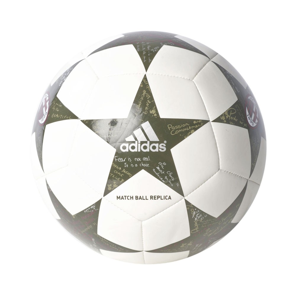 d771f8f8f2 Bola Adidas Finale 16 AC Milan Mini hot sale 85c30 5c658  Mini Bola de  Futebol Real Madrid ...