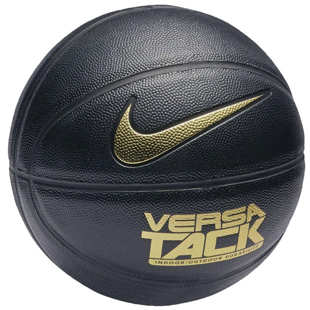 0f8e4cd822 Bola De Basquete Nike Versa Track BB0434-013 - Preto Dourado ...