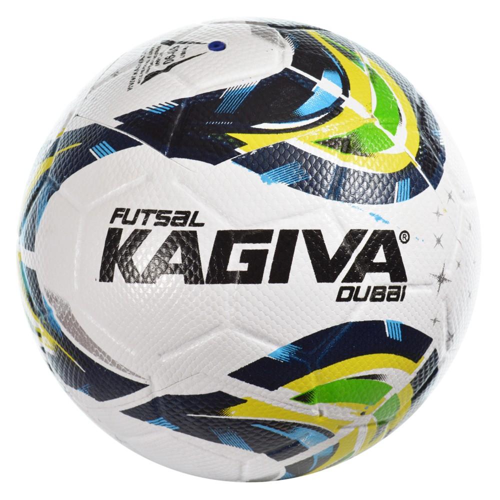 edd3cbef29831 Bola Kagiva Dubai Futsal 8597 - Branco - Atitude Esportes -As ...