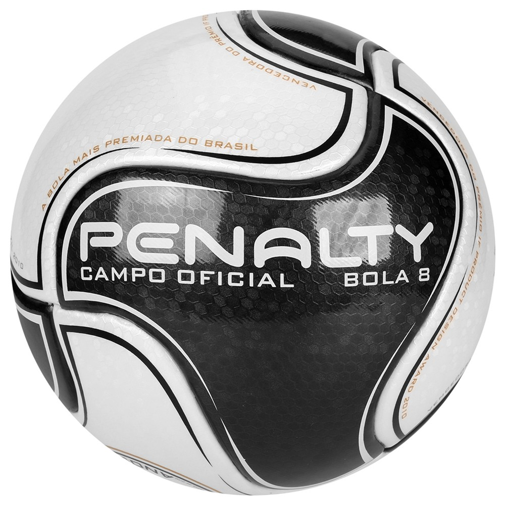 b1171af146 Bola Penalty Campo 8 S11 R1 541395111 - Preto Branco - Atitude ...