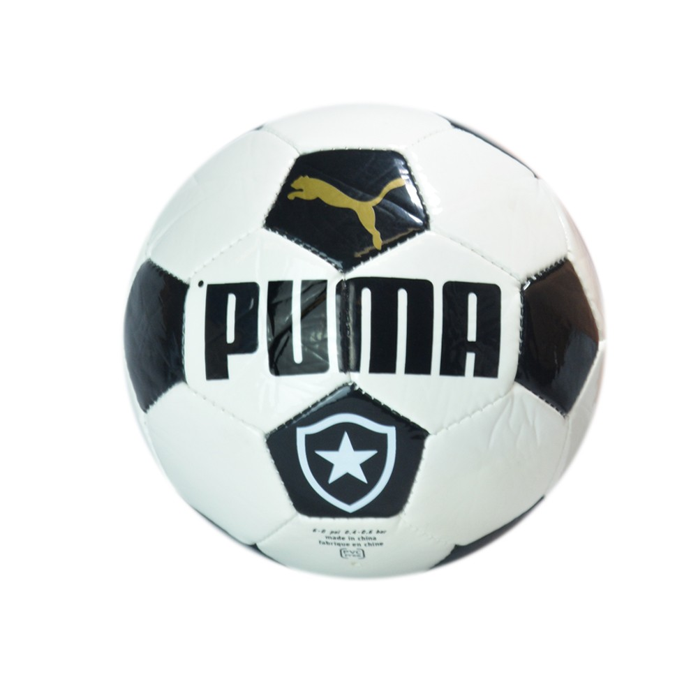 51e9eee9d8eae Bola Puma Botafogo King LS Mini BA - Preto Branco - Atitude Esportes ...