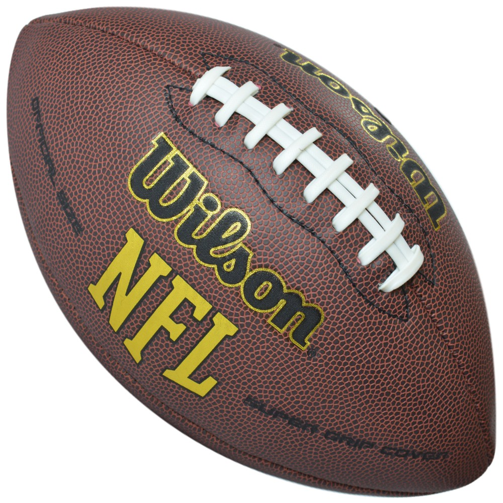 e6844449a Bola Wilson NFL WTF1895XB - Marrom Branco - Atitude Esportes -As ...