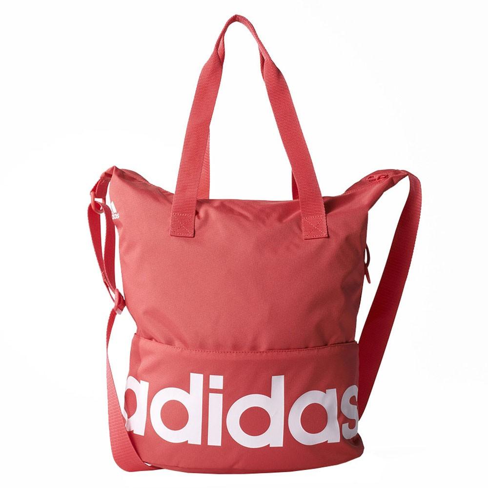 24fa65753 Bolsa Adidas Shoulder Linear Ess