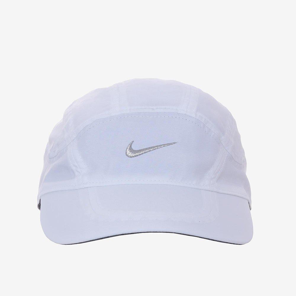 678c16291f12e Boné Nike 234921-100 - Drifit Spiros Cap Branco - Atitude Esportes ...