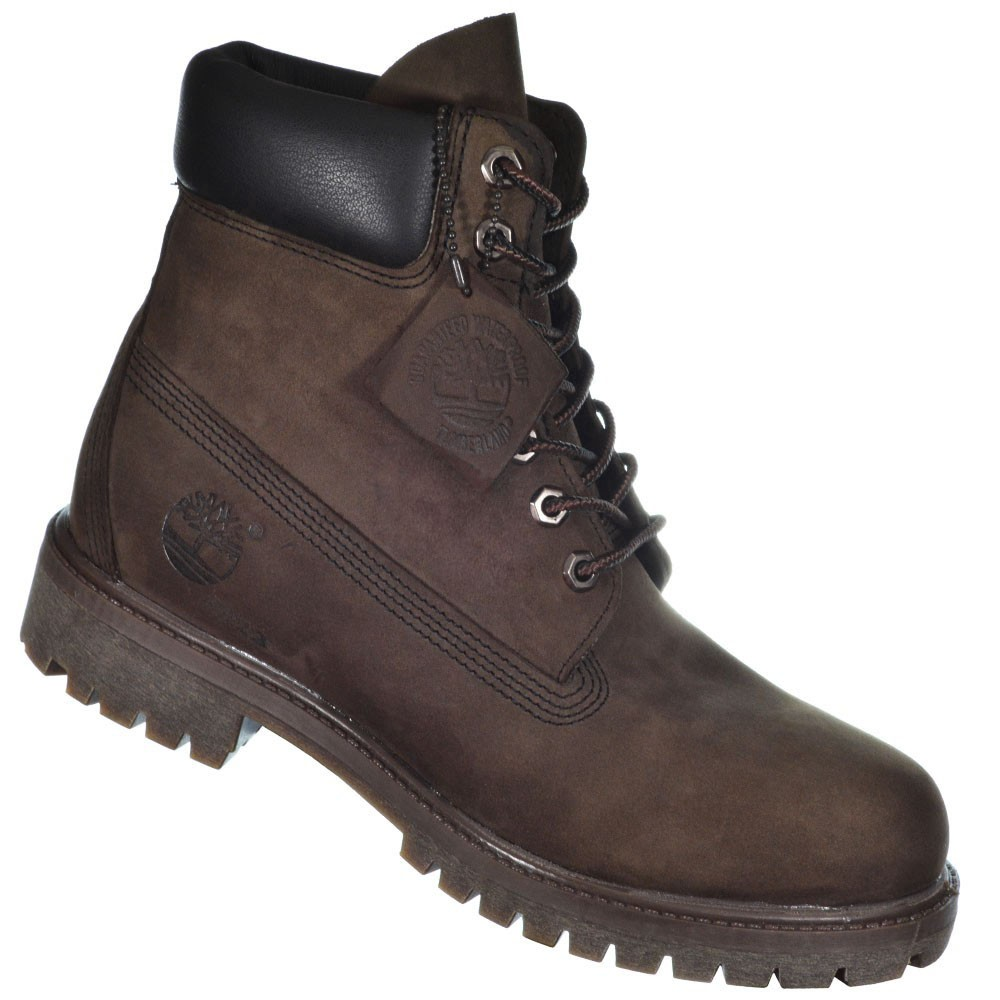 Bota Timberland Yellow Boot 6 Masculina Original