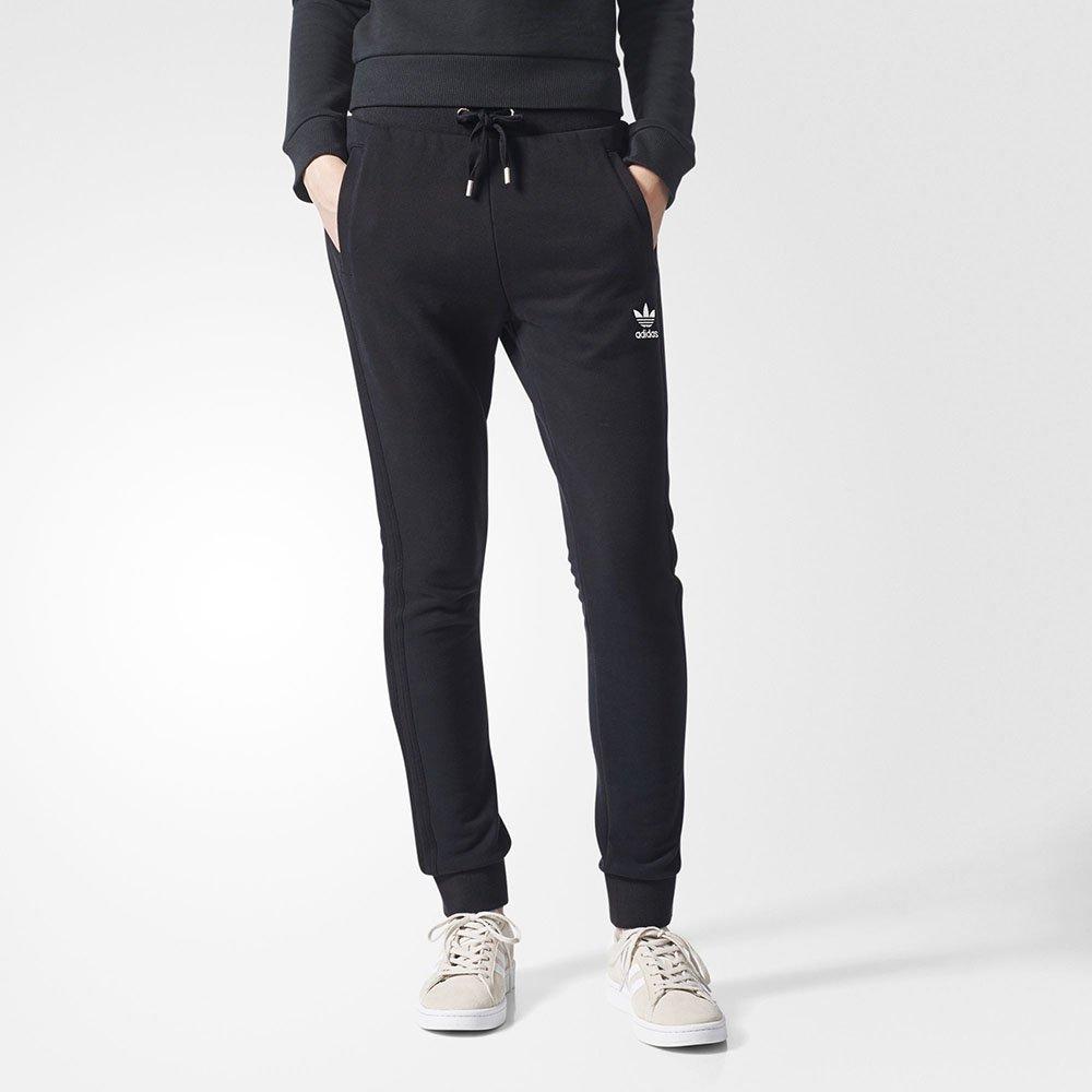 c013751b7 Calça Adidas Slim Tp Cuff Feminina de Moletom Original