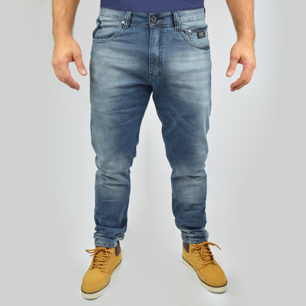 Calça QIX Double G Skinny 15243500104 - Jeans - Atitude Esportes -As ... 83d904c3b3562
