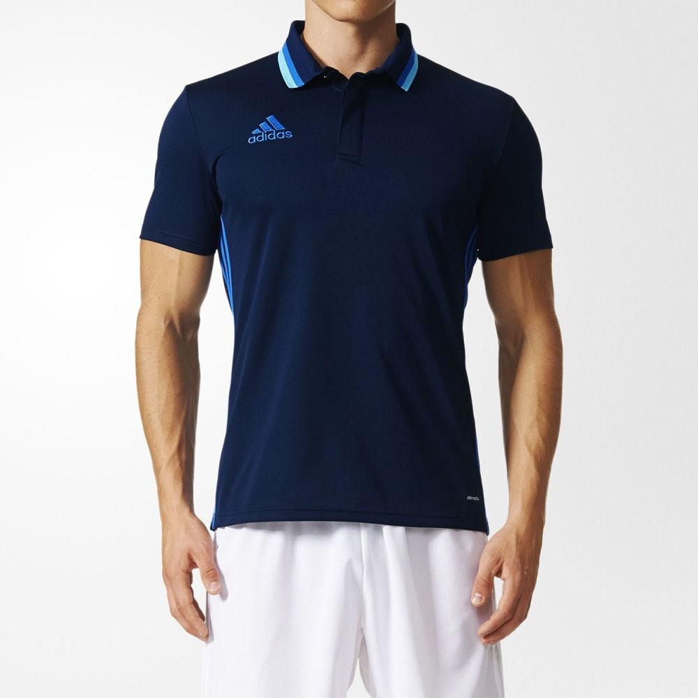 57db646fd0 Camisa Adidas Polo Climalite Condivo 16