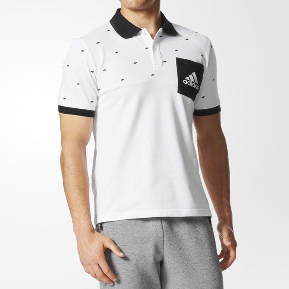 Camisa Adidas Polo Ess YD Masculina Original 37c3a0e48a7