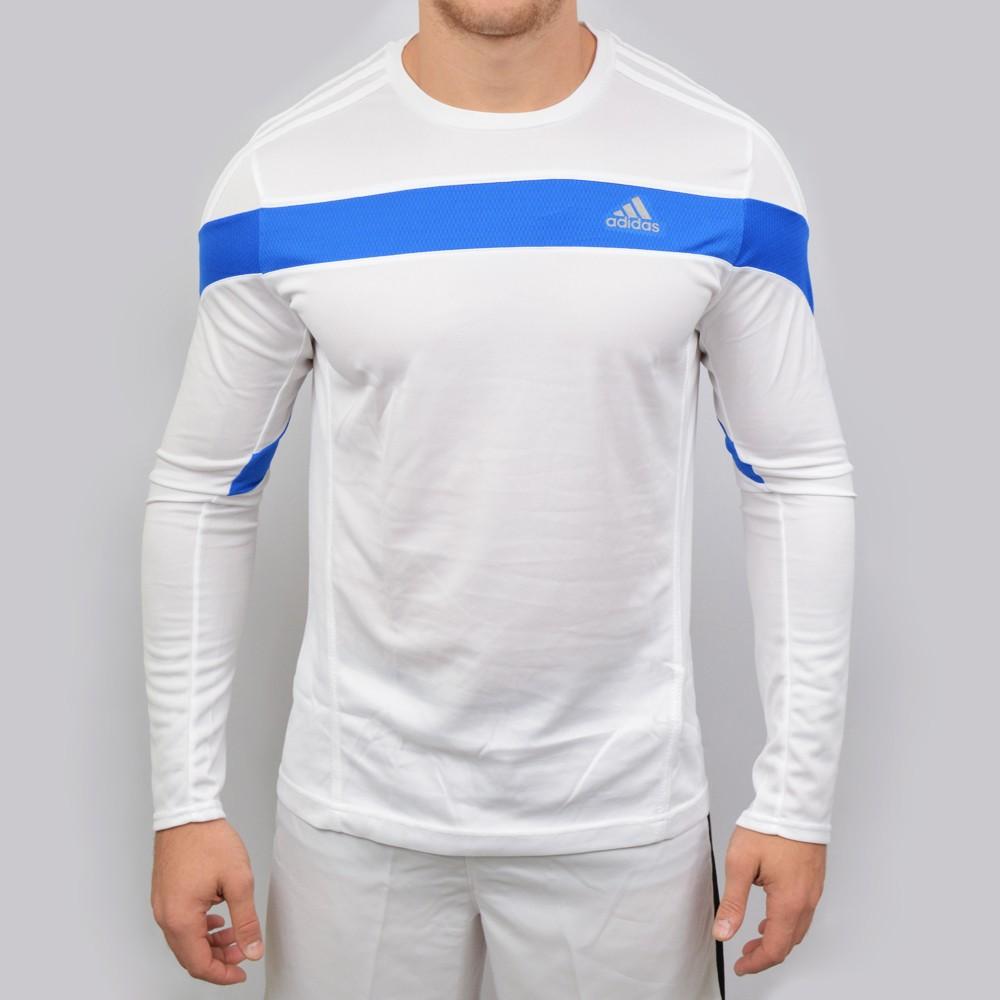 27f776d31cd Camisa Manga Longa Adidas Response ML M