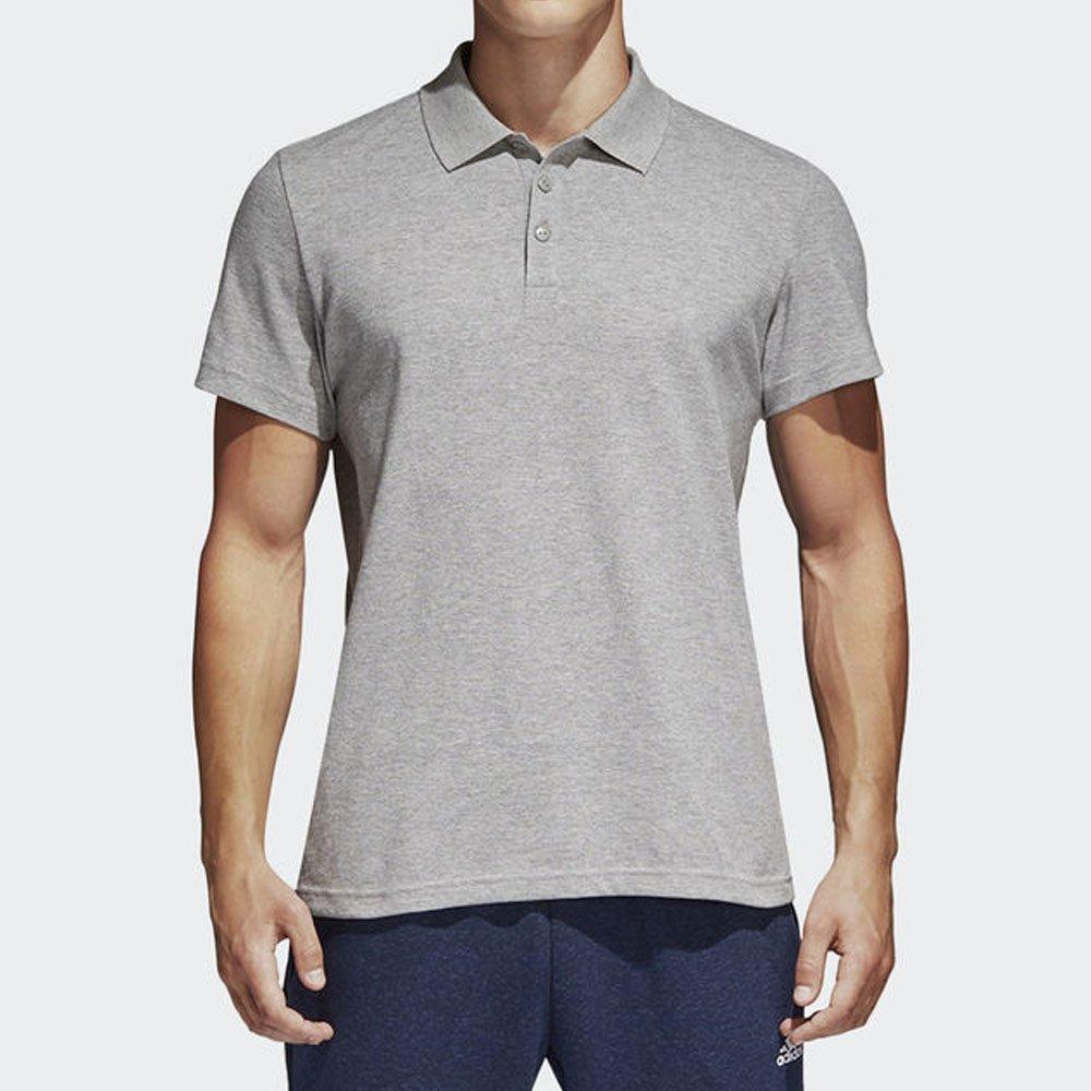 de465ae170a45 Camisa Polo Adidas Básica Essentials Original Masculina
