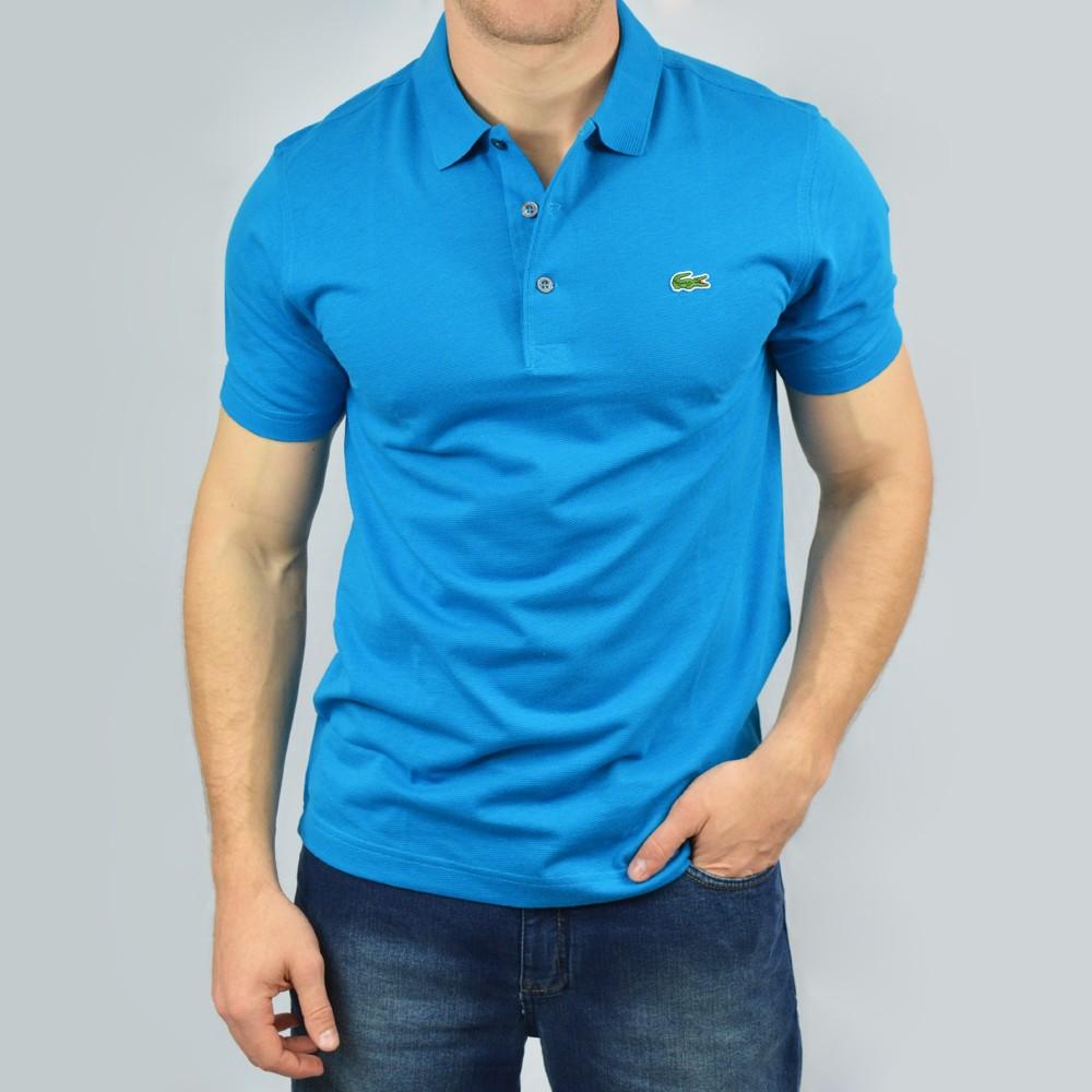 107ed01ce3d Camisa Polo Lacoste MC Original Masculina