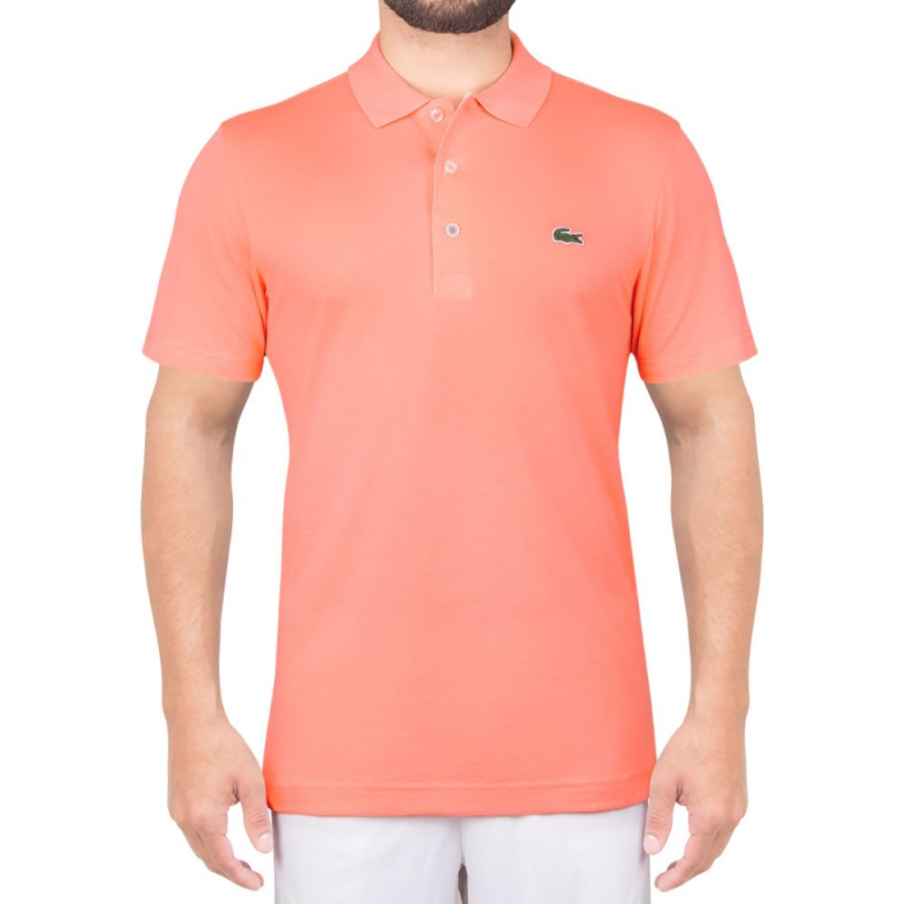 6fec9be9b6b Camisa Polo Lacoste MC Original Masculina