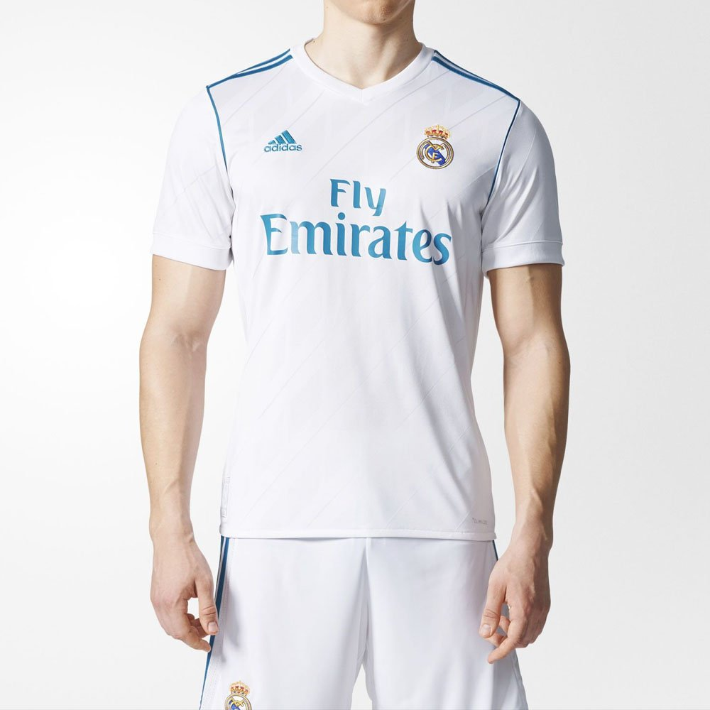 Camisa Adidas AZ8059 Real Madrid Of. 1 Oficial Original Masculina 5580c000adf81