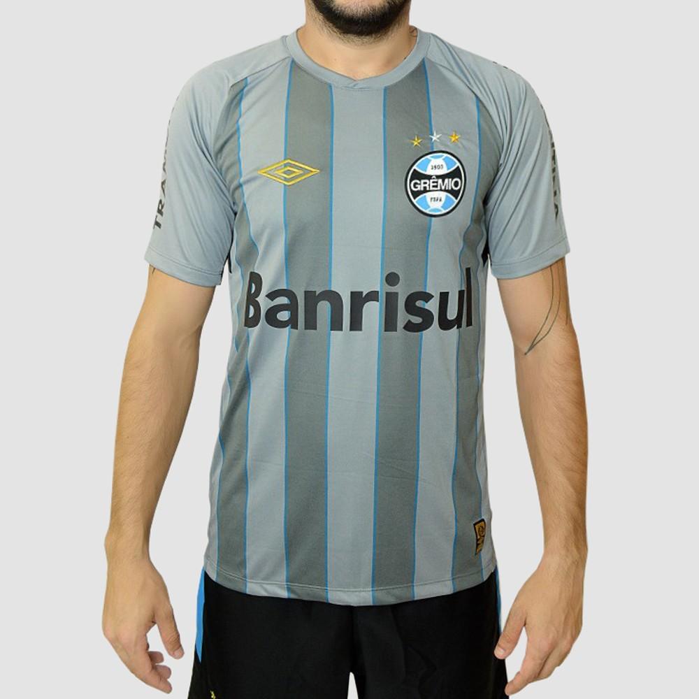 97c060b044 Camisa Umbro Grêmio 2015 C/N°