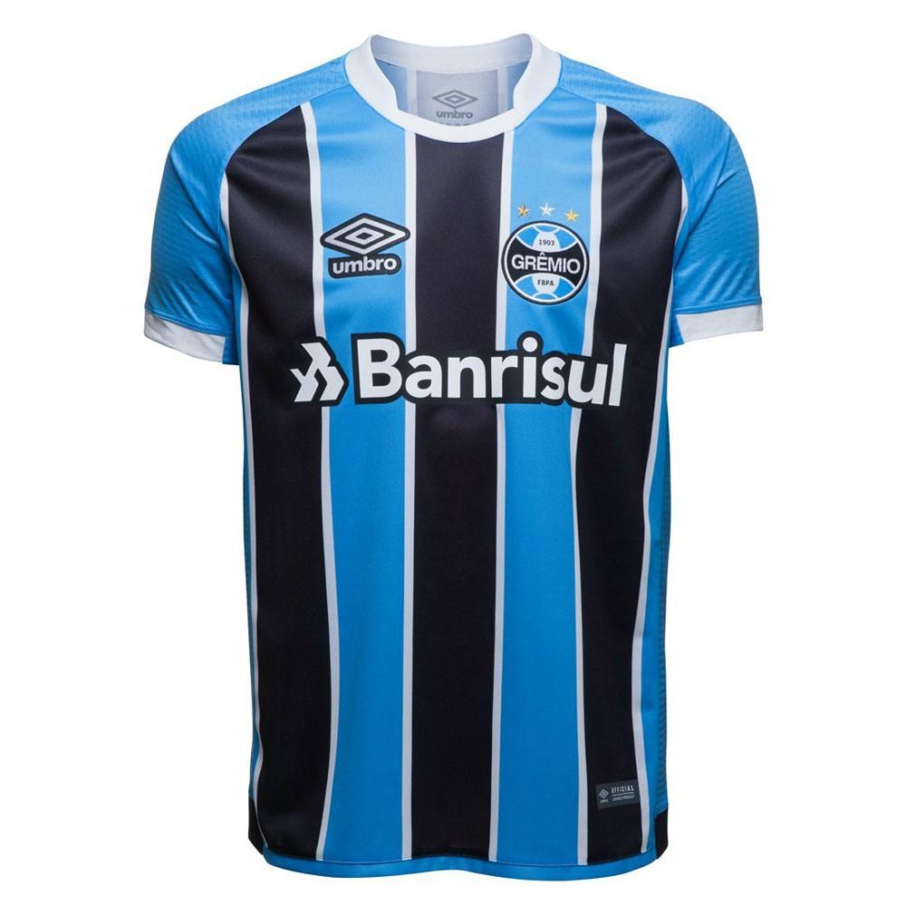 6fba5ecd51 Camisa Umbro Grêmio Fan Of 1 2017 S N