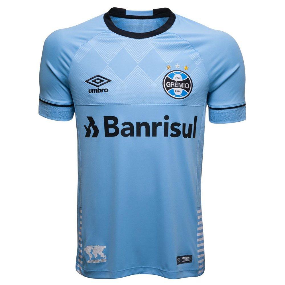 3d0ae391d4 Camisa Umbro Grêmio Of Charrua 2018 S N