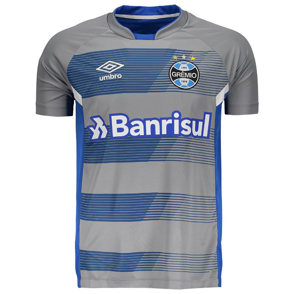 4f4bb5e9590fa Camisa Umbro Grêmio Treino 2017