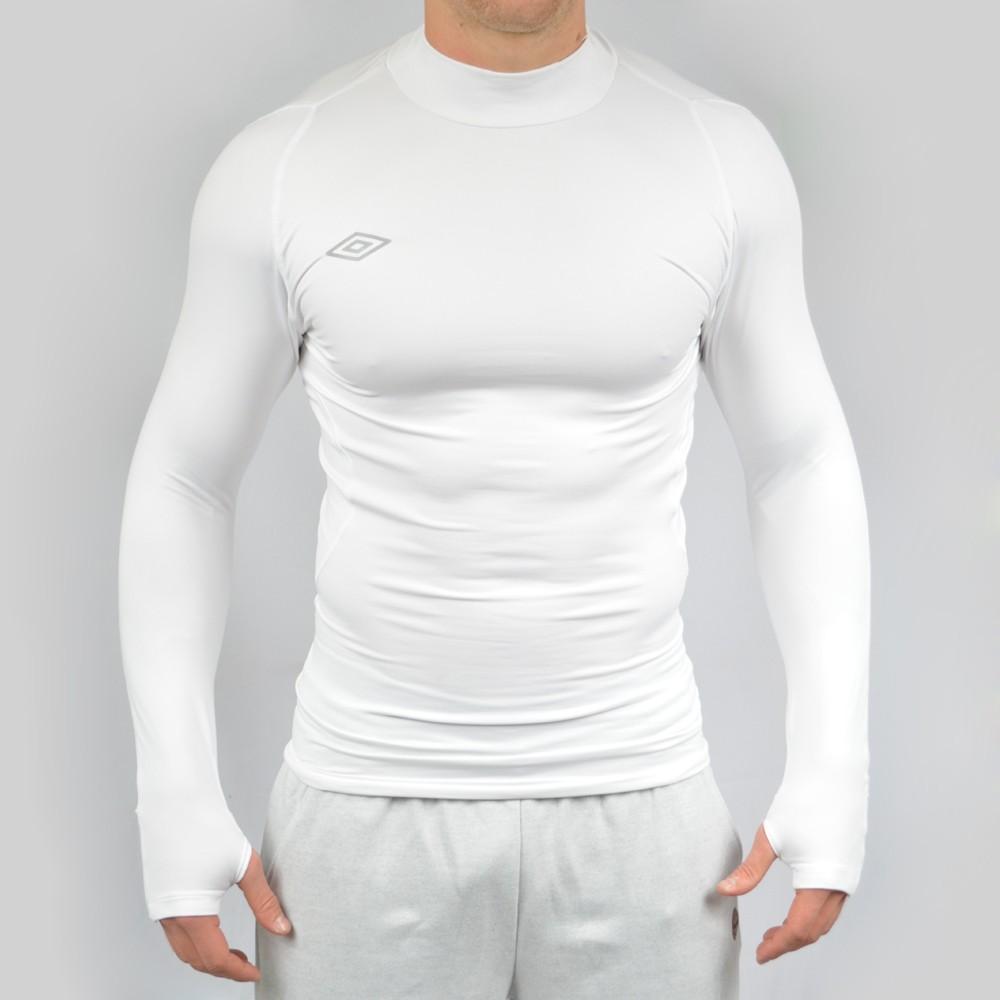 68e1837f2 Camisa Umbro T-Shirt Térmica 446038 - Branco - Atitude Esportes -As ...