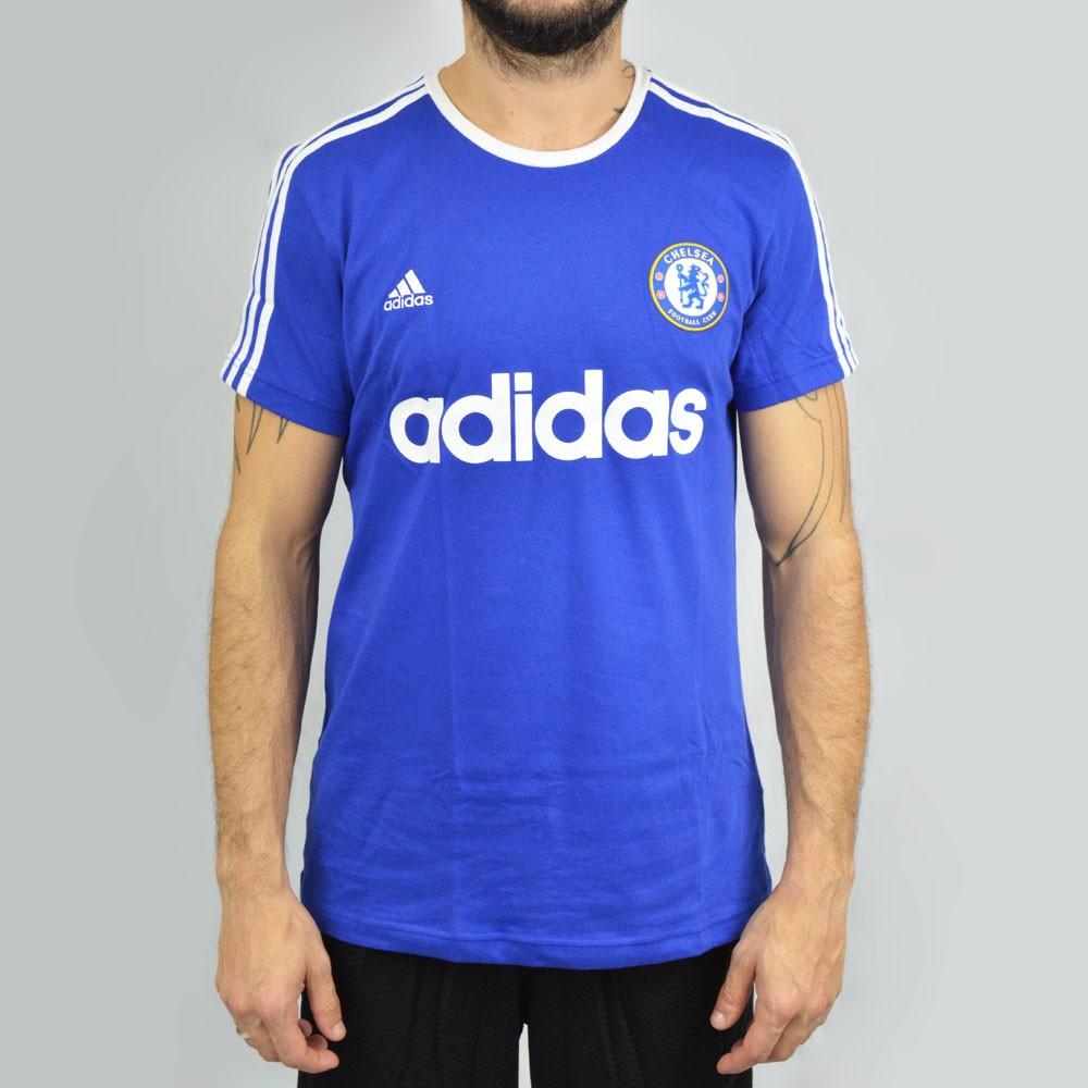 ab56894631532 Camiseta Adidas Chelsea Retro