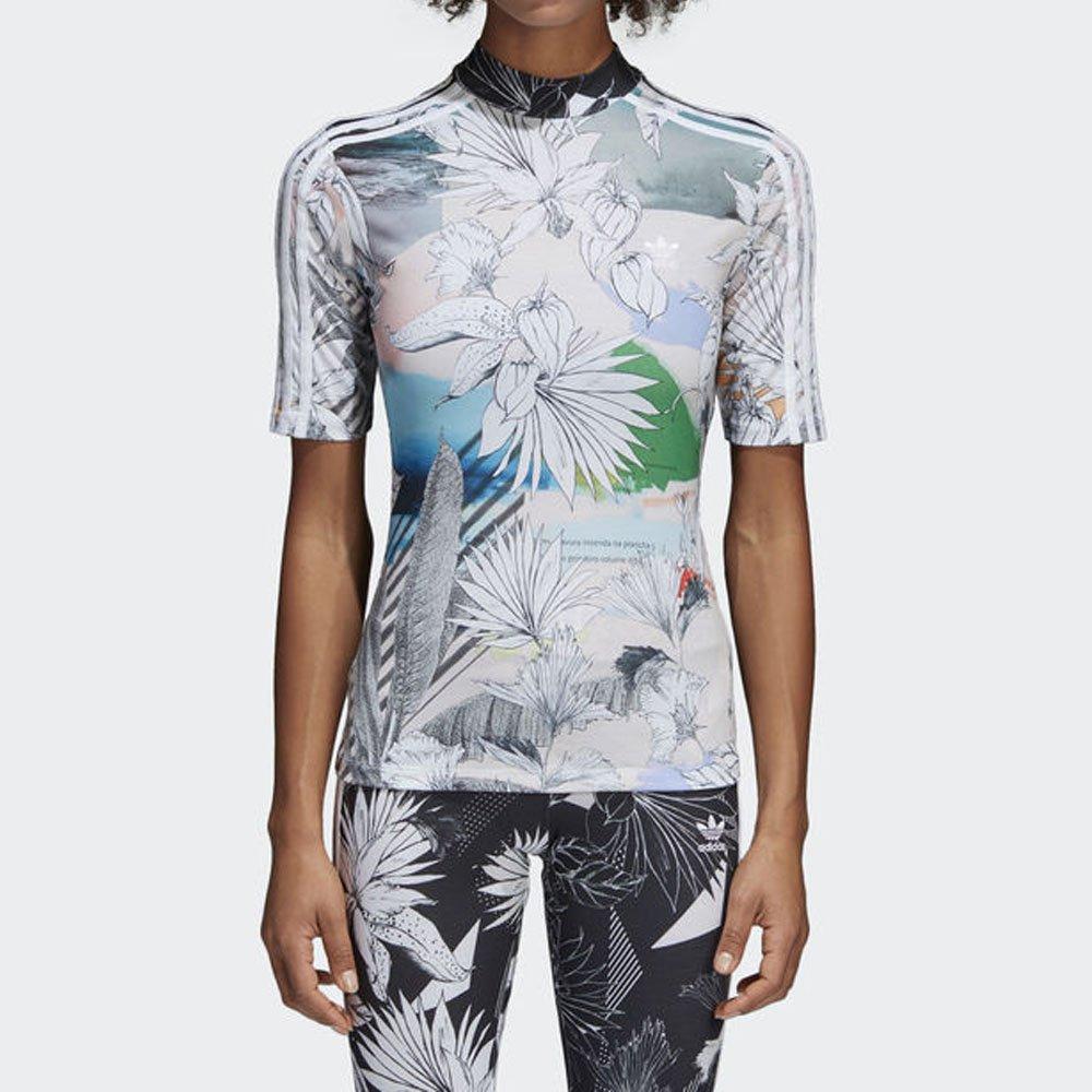 909bf1ec1c Camiseta Adidas Farm Mulher Originals