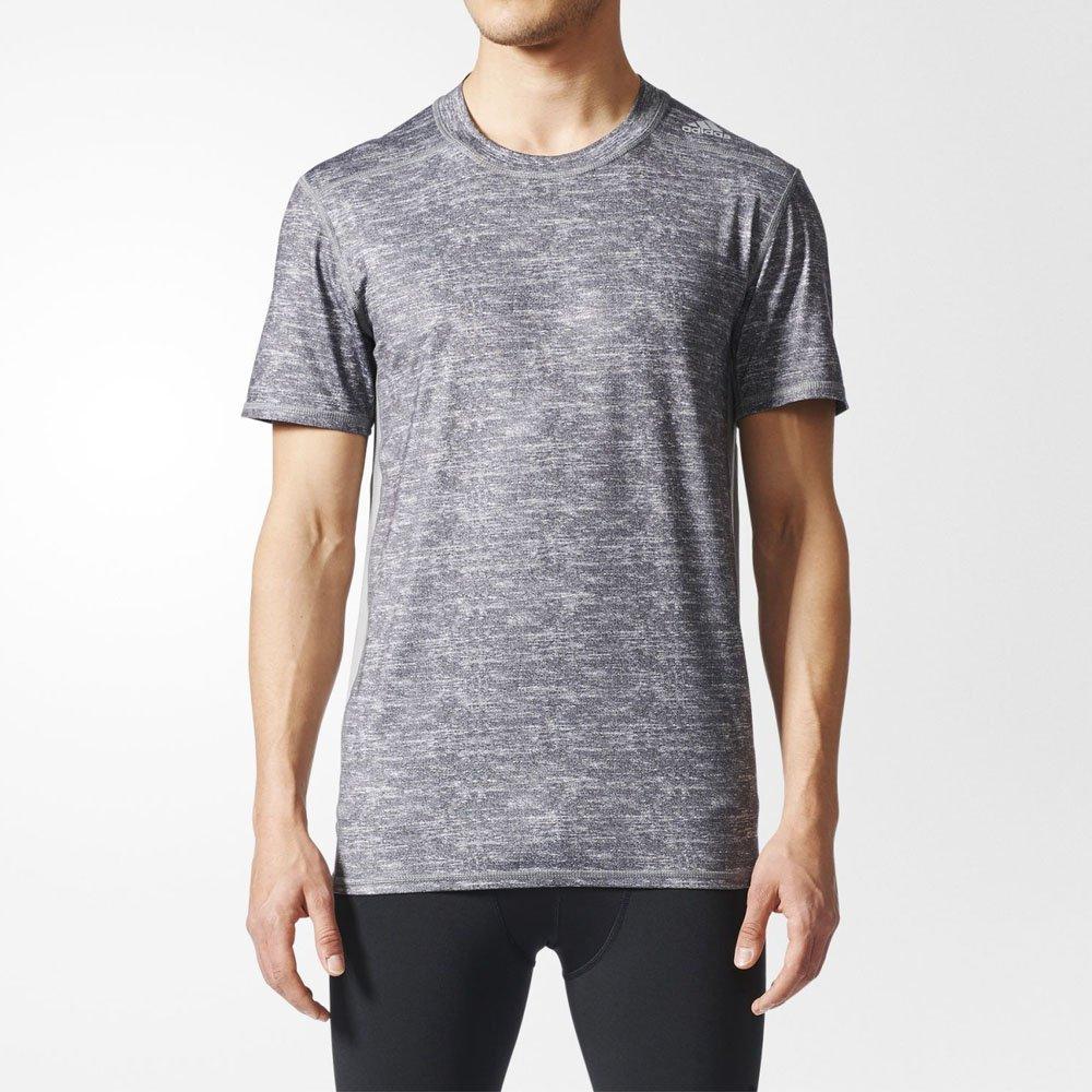 Camiseta Adidas Techfit Base Fitted Masculina Original 3eecbed734111