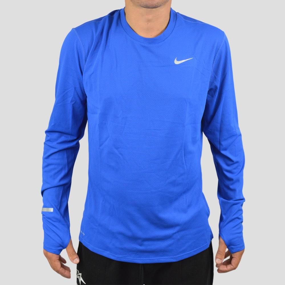 d08c3da40 Camiseta Nike Manga Longa Dri-Fit