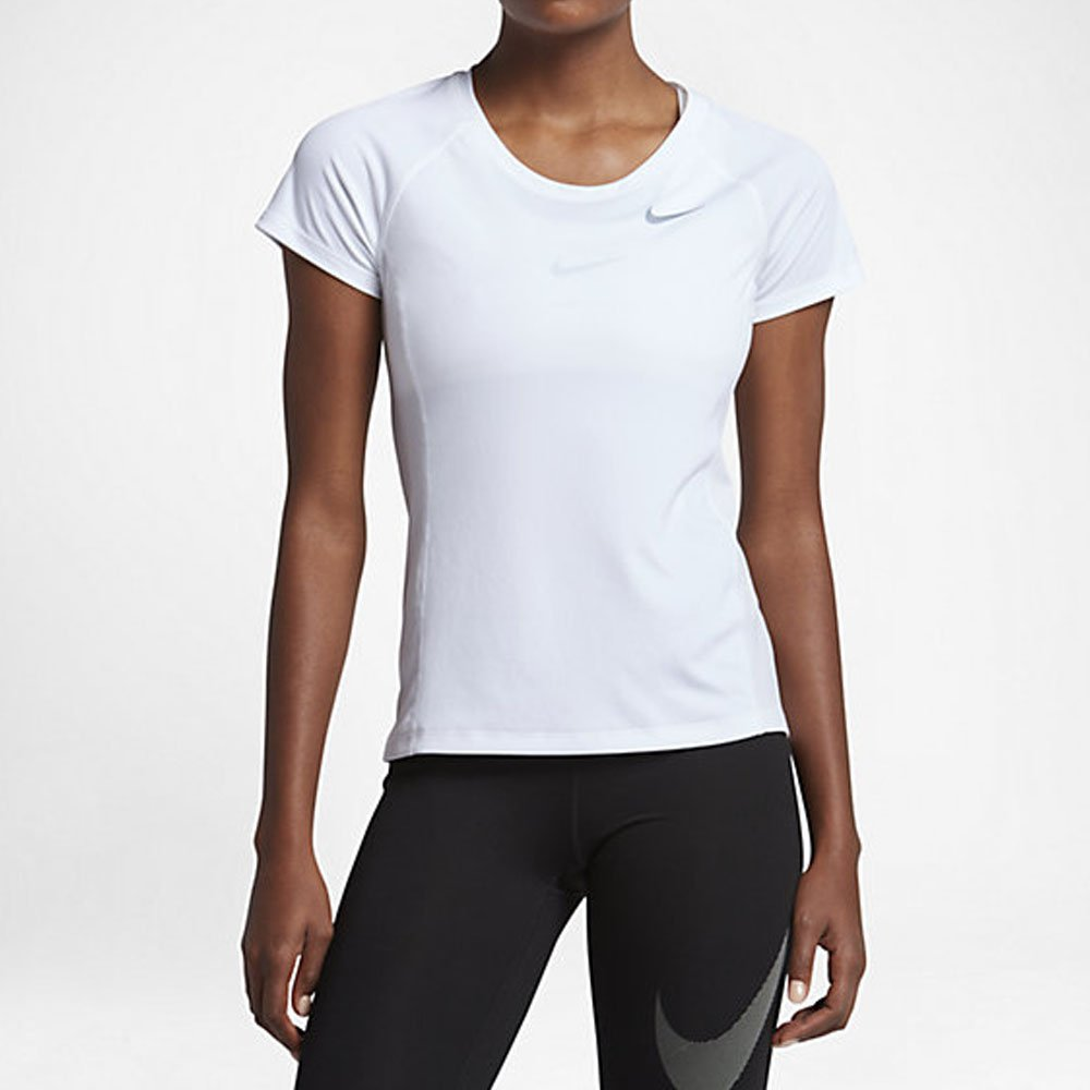 0cf39f7d5eb Camiseta Nike Dry Miler Crew Feminina Original