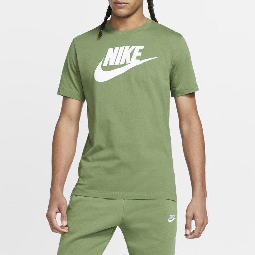 Depresión en voz alta freír  Camiseta Nike Tee Icon Futura Original Masculina