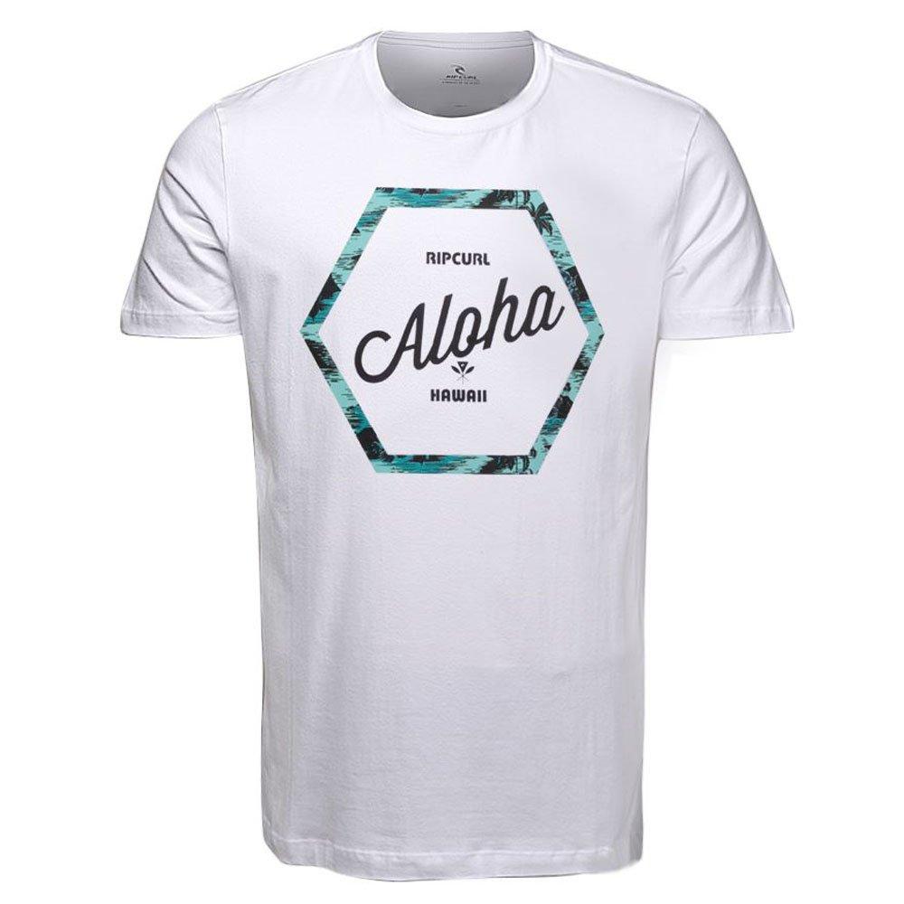 f324a05f0d2d5 0422d5e9c9f Camiseta Rip Curl Aloha CTE048006 - Branco - Atitude Esportes  -As ..