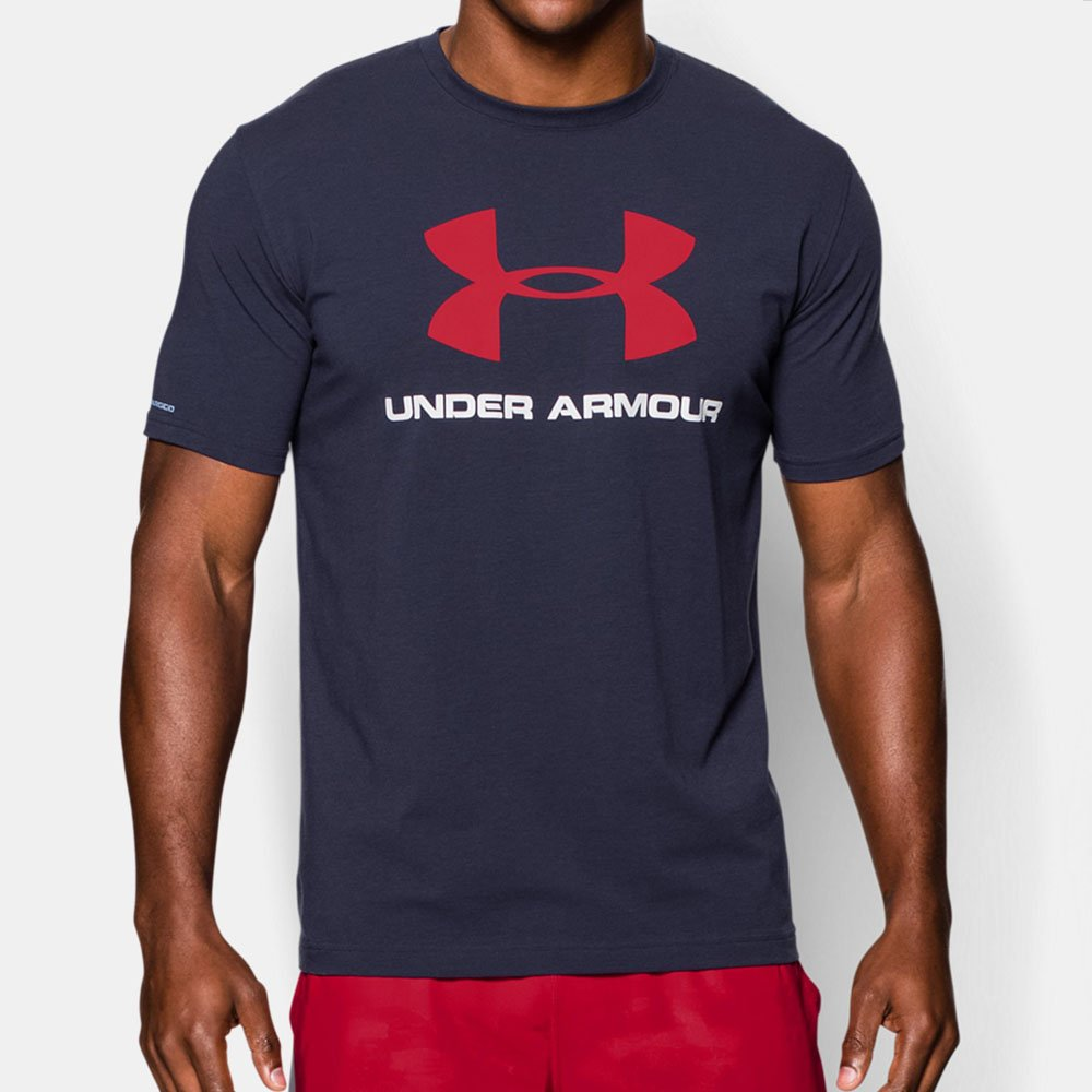 408488e625350 Camiseta Under Armour Sportstyle Logo Masculina Original