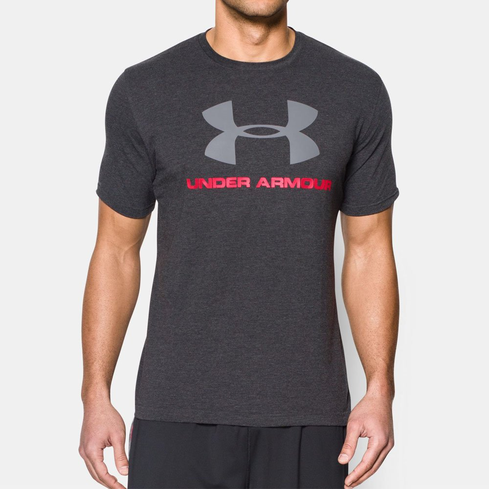 bc1ab9f0e66 Camiseta Under Armour Sportstyle Logo Masculina Original