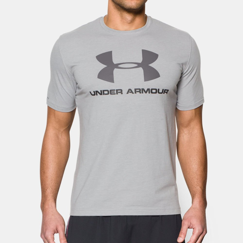 302f0bf2486 Camiseta Under Armour Sportstyle Logo Masculina Original