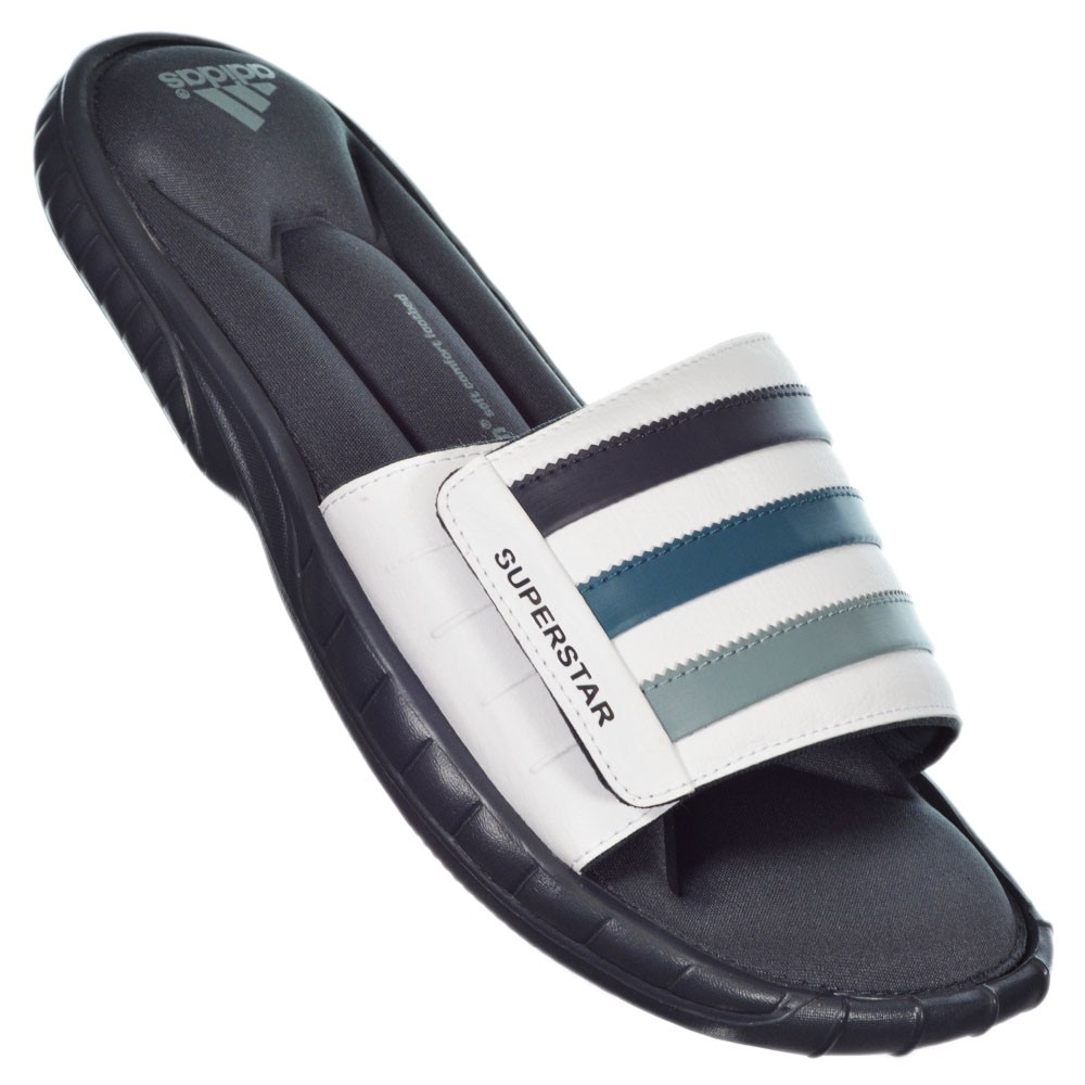 on sale 6da39 071f0 Chinelo Adidas Star 3G Slide