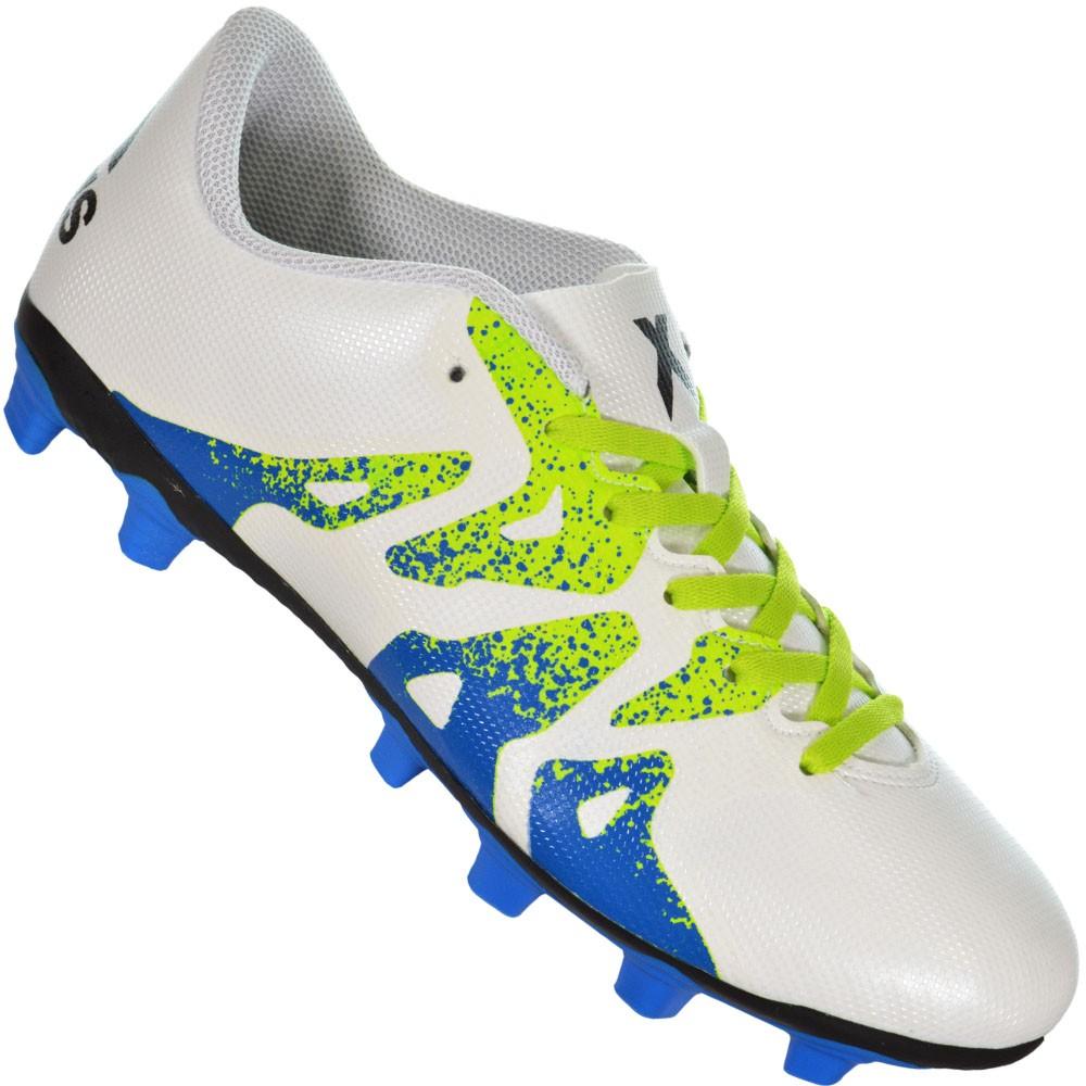 check out 7cdd8 5f4b1 Chuteira Adidas X 15.4 FXG