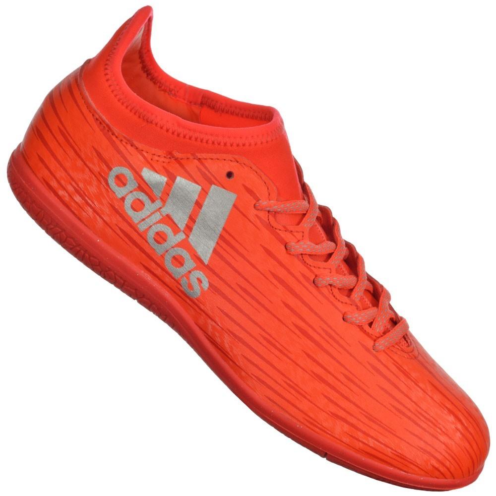 Chuteira Adidas X 16.3 Futsal d5d3a4c298e23