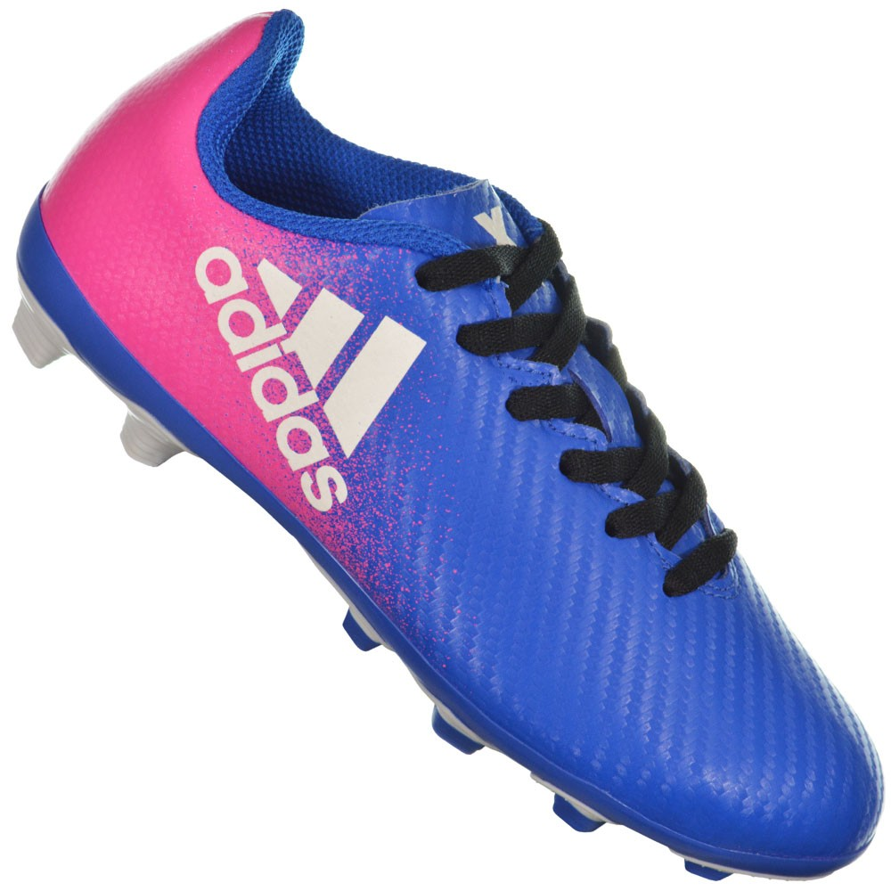 50e9cffe9c Chuteira Adidas X 16.4 Campo Jr