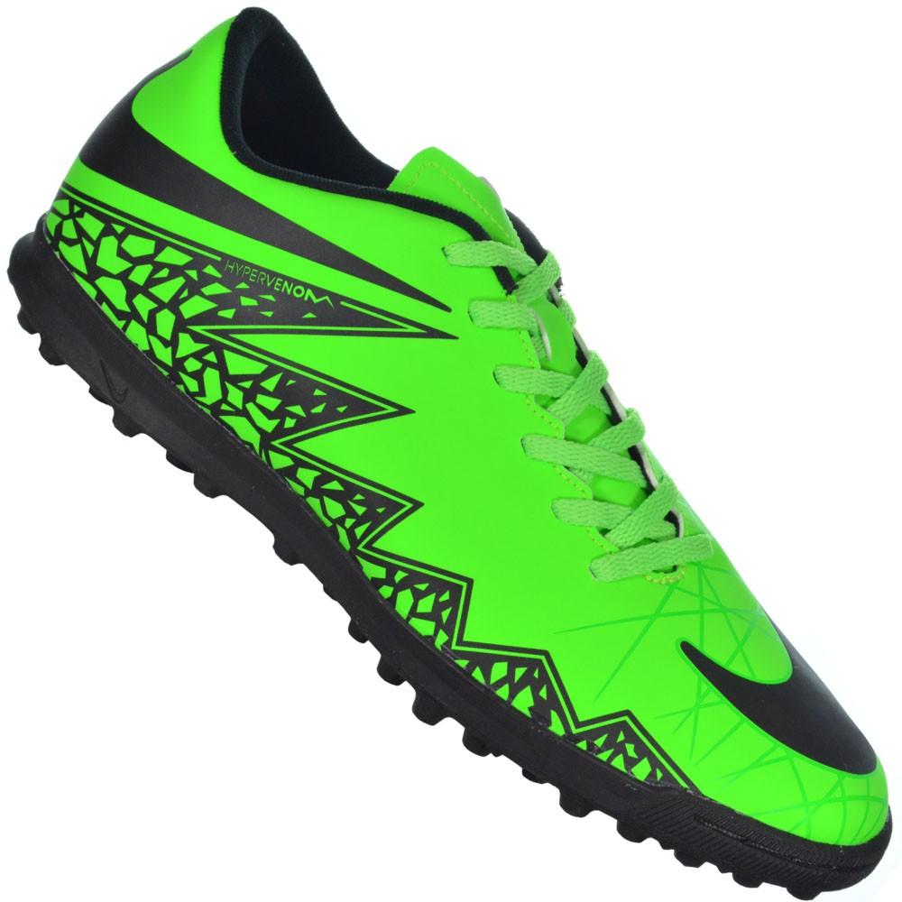 Chuteira Nike Hypervenom Phade II TF b8be1e91184cd