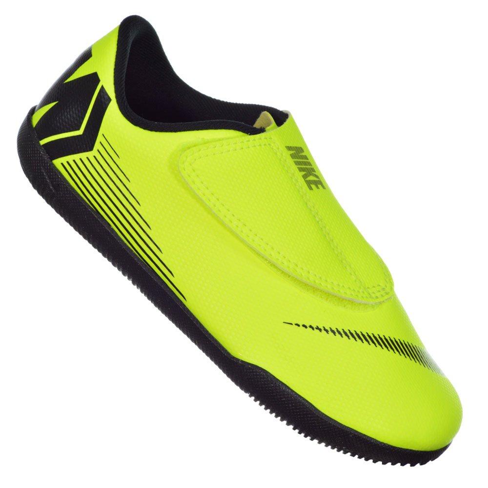 8acbc2bc1e Chuteira Nike Jr. Mercurial Vapor XII Club Infantil Futsal Original