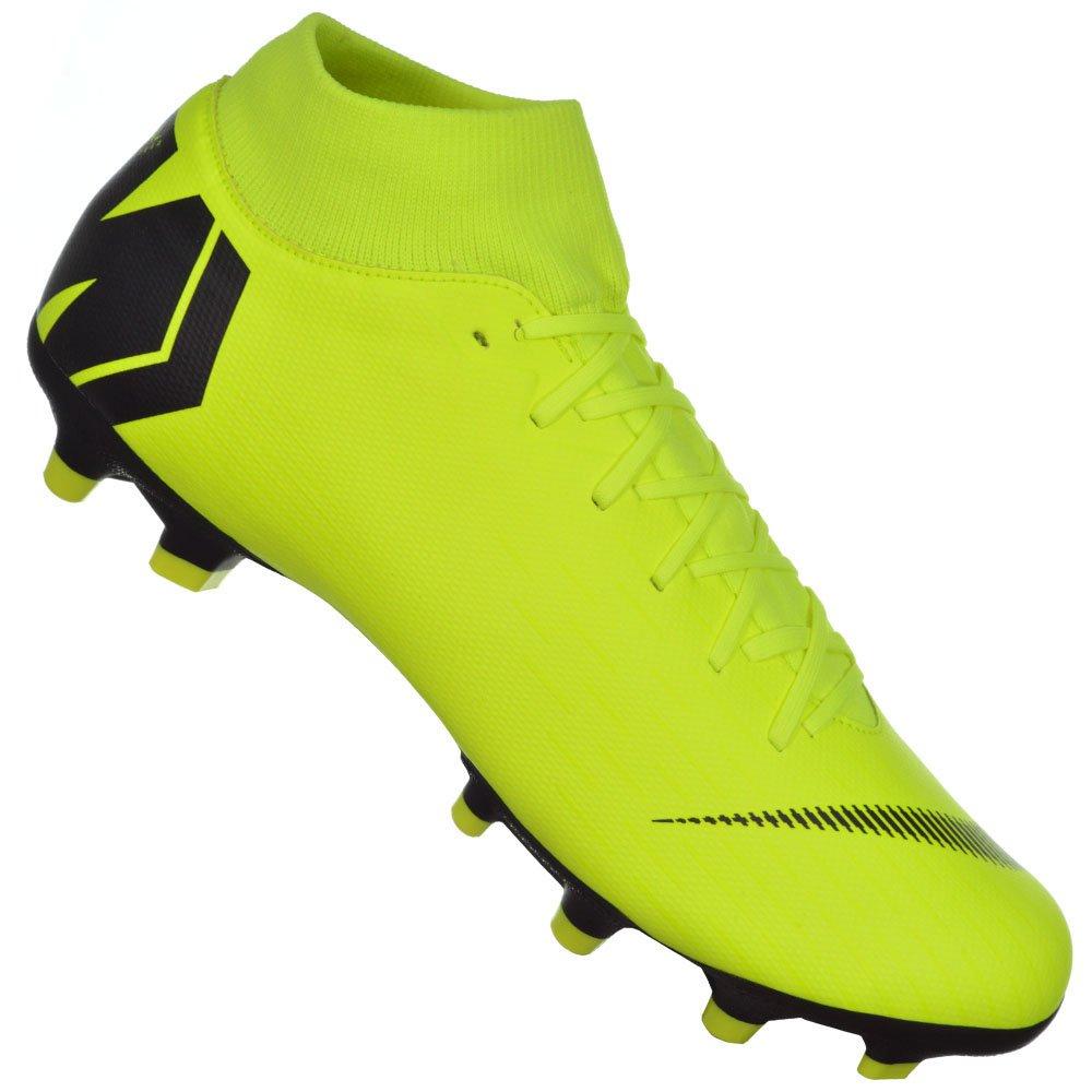 e564fec8e2 Chuteira Nike Mercurial Superfly VI Club Campo Original