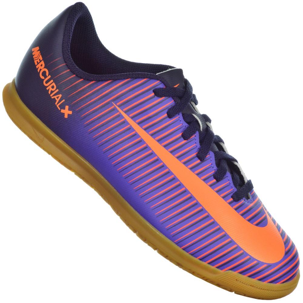 a6cbbb2072 Chuteira Nike Mercurial Vortex III Jr
