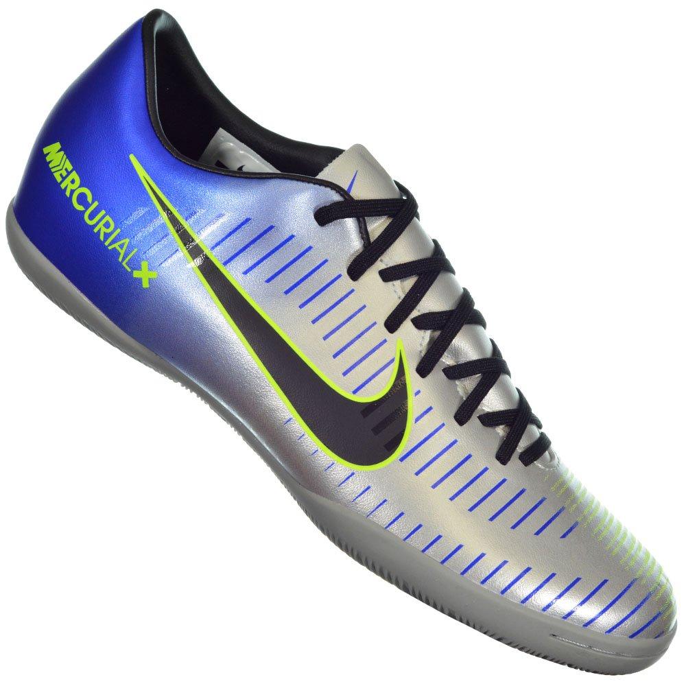 ddf4d38277b90 Chuteira Nike MercurialX Victory VI Neymar Futsal Mascuina