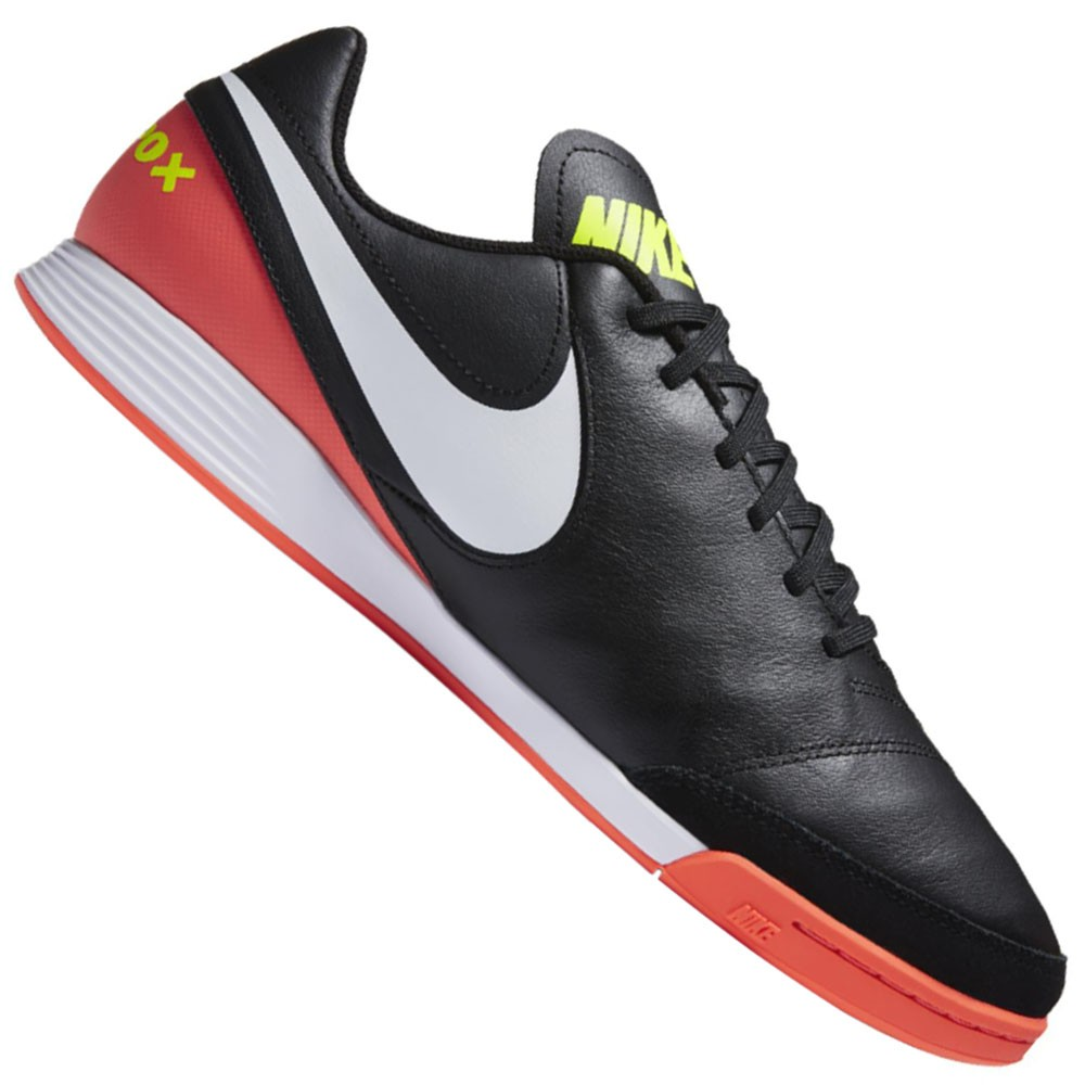Chuteira Nike Tiempo Genio II Leather e7499e4b9b1e0
